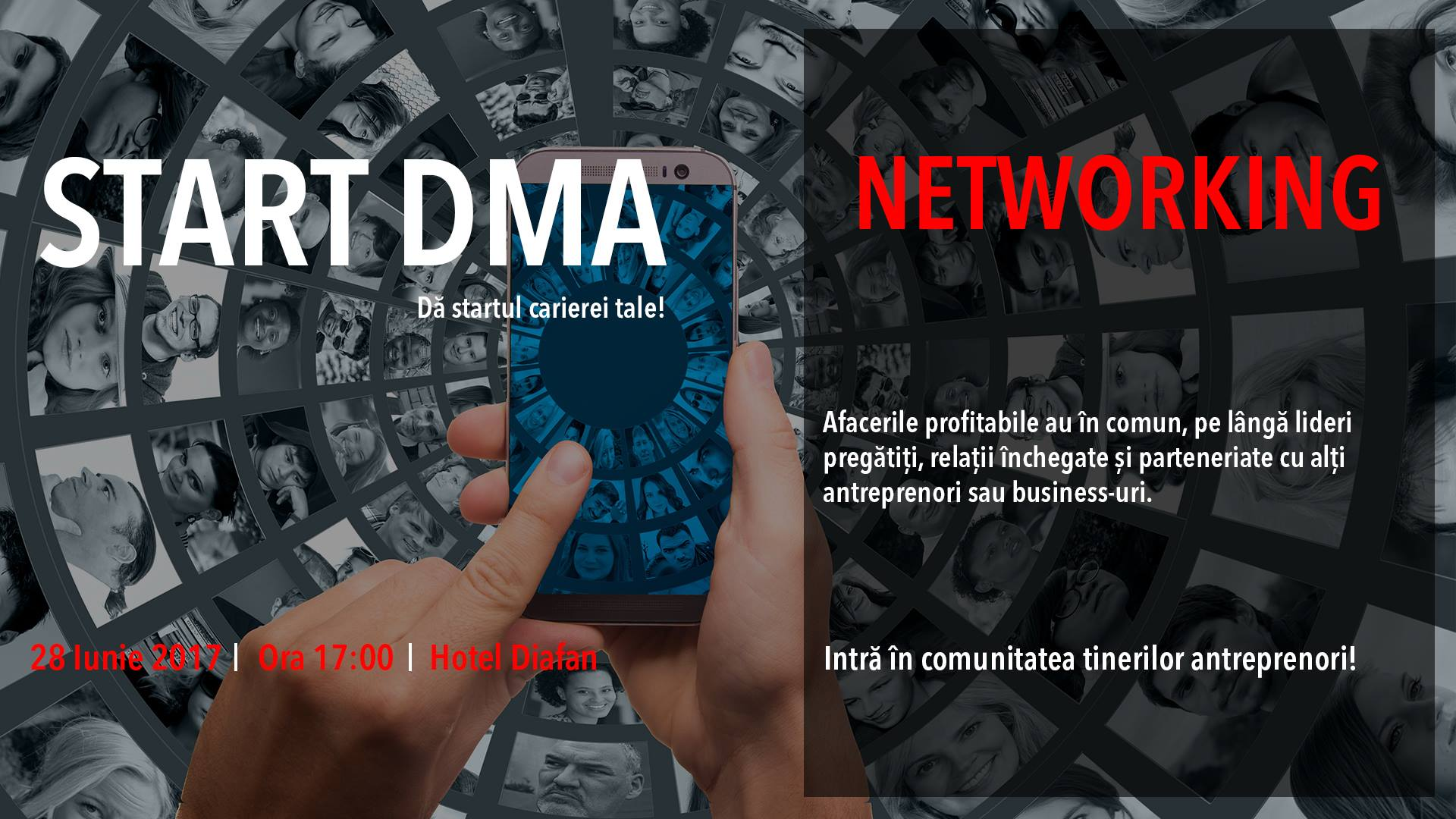 start-dma-networking